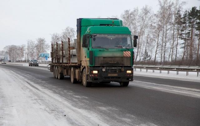 Тюменские грузоперевозчики сэкономили на транспортном налоге 95 миллионов