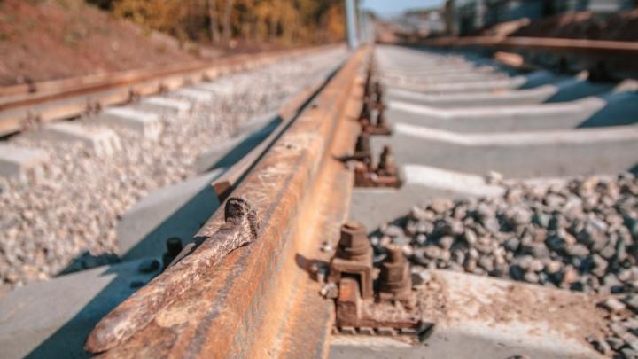 Вклеить шпалы в рельсы: в Самаре изменят проект строительства трамвайных путей до «Самара-Арены»