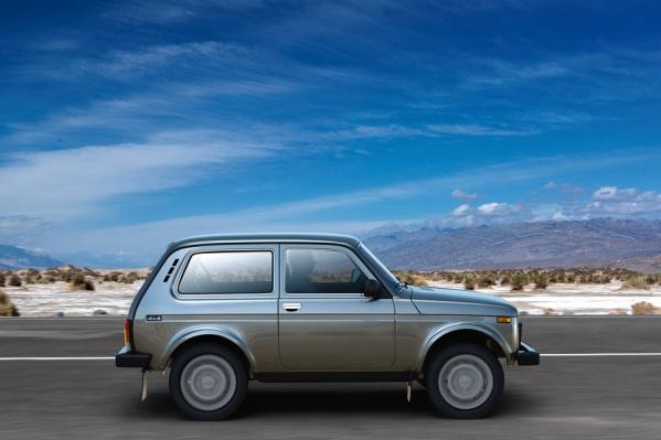 Lada 4x4 станет основной для создания нового авто
