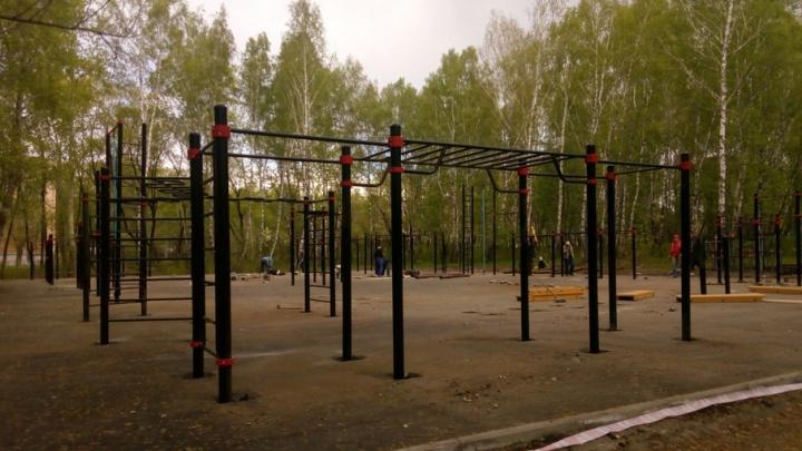 Аллея влюблённых, сказочные герои и спортплощадка: парк имени Тищенко обустроят в этом году