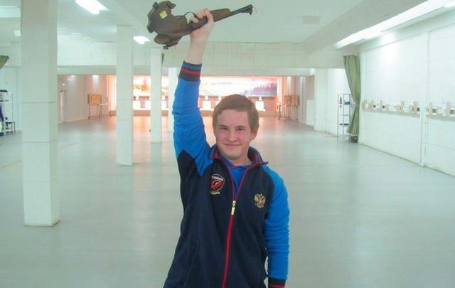 Вторую медаль на всероссийских соревнованиях завоевал стрелок из Северодвинска