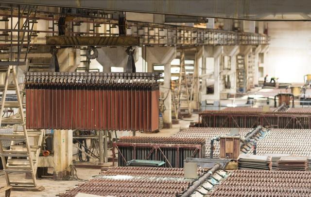 «Кыштымский медеэлектролитный завод» вышел на новые объёмы производства катодов
