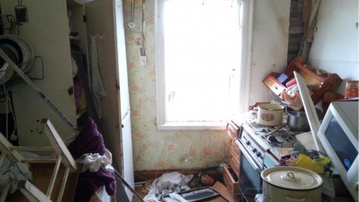 Пенсионерка получила ожоги лица при взрыве газа на окраине Архангельска