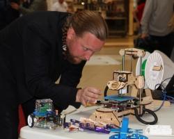 День информационных технологий открыл III Фестиваль науки