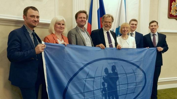 Шенкурск первым в России получил статус «Безопасного сообщества»