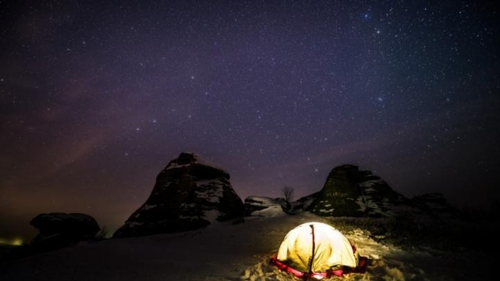 10 крутых снимков: как в Челябинской области прошёл метеоритный дождь