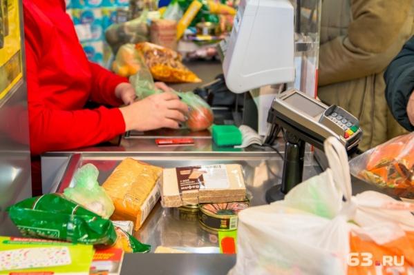 Прожиточный минимум рассчитали с учетом цен на продукты питания