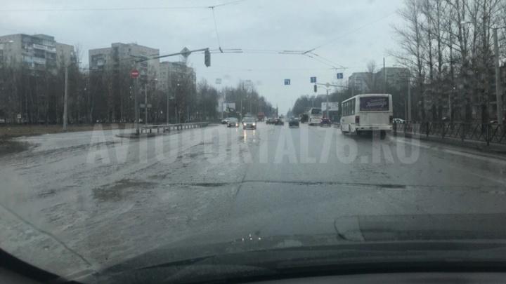 В Ярославле массово отключили светофоры: что говорят в мэрии