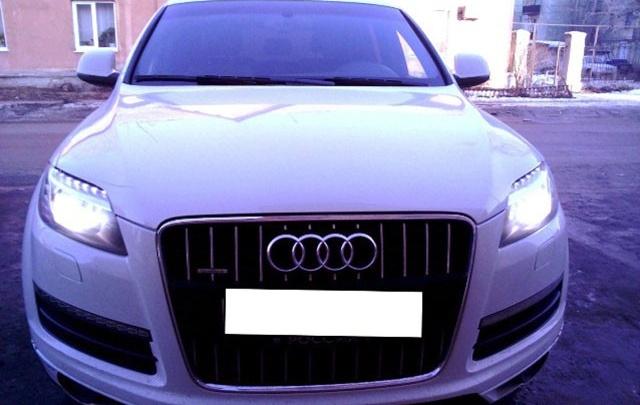 Житель Самарской области лишился Audi Q7 из-за долгов перед банком