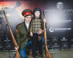 Турнир по World of Tanks в Ярославле посетили 1500 «танкистов»