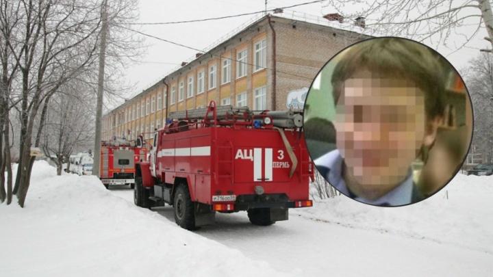Суд отказался переводить под домашний арест подростка, напавшего на пермскую школу