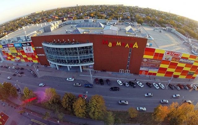 Во время акций покупателей в ТРЦ «Мармелад» становится на треть больше