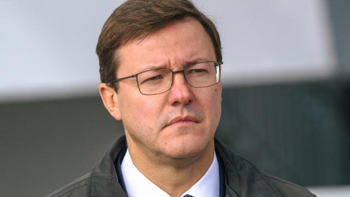 Эксперты АПЭК: Азаров поднялся в рейтинге влияния губернаторов России