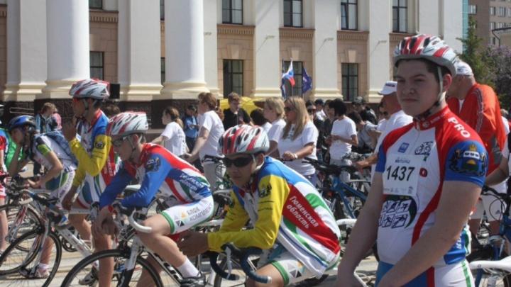Велосипедисты выходят на улицы: определен маршрут тюменского велопарада