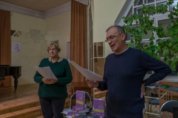 Виталий Кальпиди много сделал для развития поэтического движения на Южном Урале
