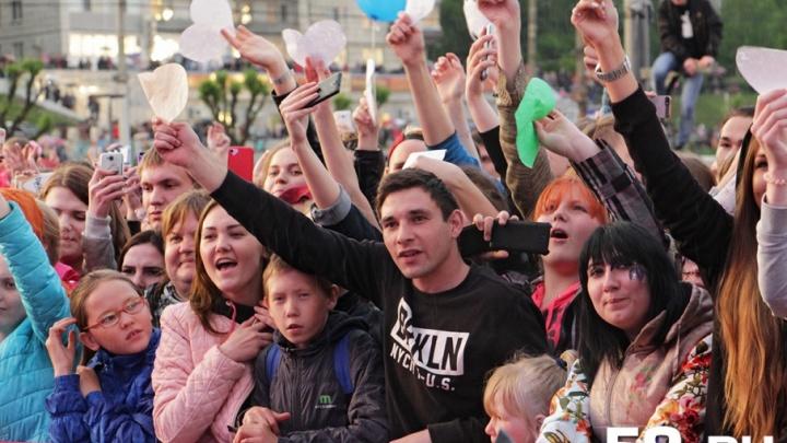 Концерт Ёлки, карнавал и фейерверк. Публикуем подробную программу Дня города в Перми