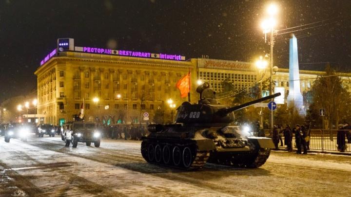 Волгоград встретит второе февраля легким морозцем