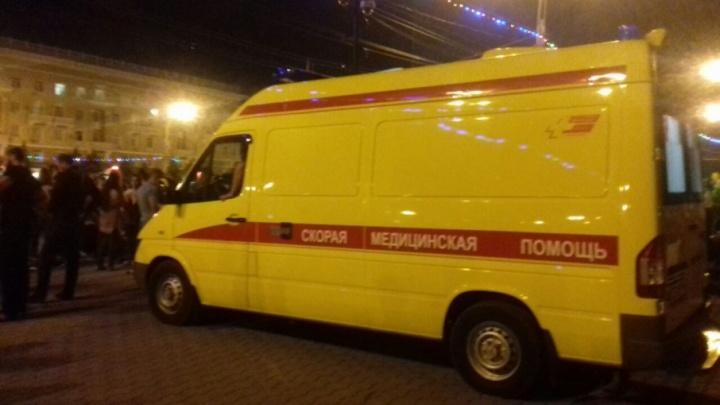 Десяткам ростовчан стало плохо во время гала-концерта на Театральной площади