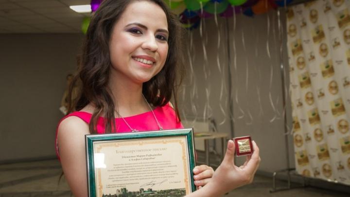 Выпускнице школы вручили золотую медаль только после вмешательства прокуратуры