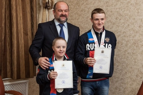 Северяне завоевали пять наград в составе сборной России