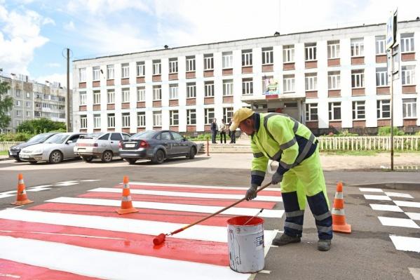 Дороги Ярославля станут ярче