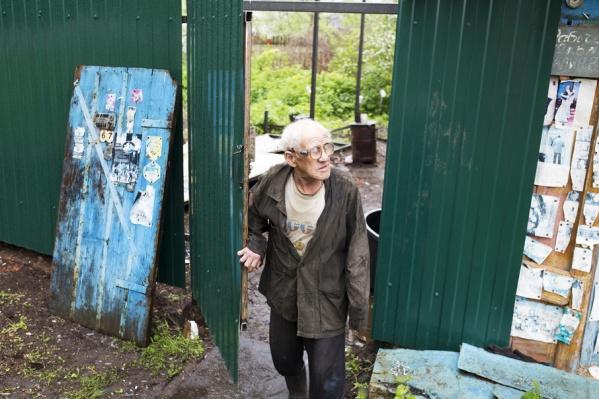 Ярославцы ходят в дом к ветерану как в музей