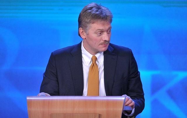 Дмитрий Песков прокомментировал взрыв в Ростове