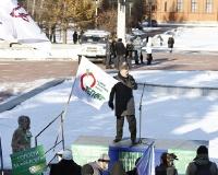 В Челябинске прошел митинг «За перемены» с участием Сергея Митрохина