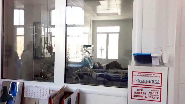 Пациентов из треснувшей больницы в Ярославле переселили: где их будут лечить