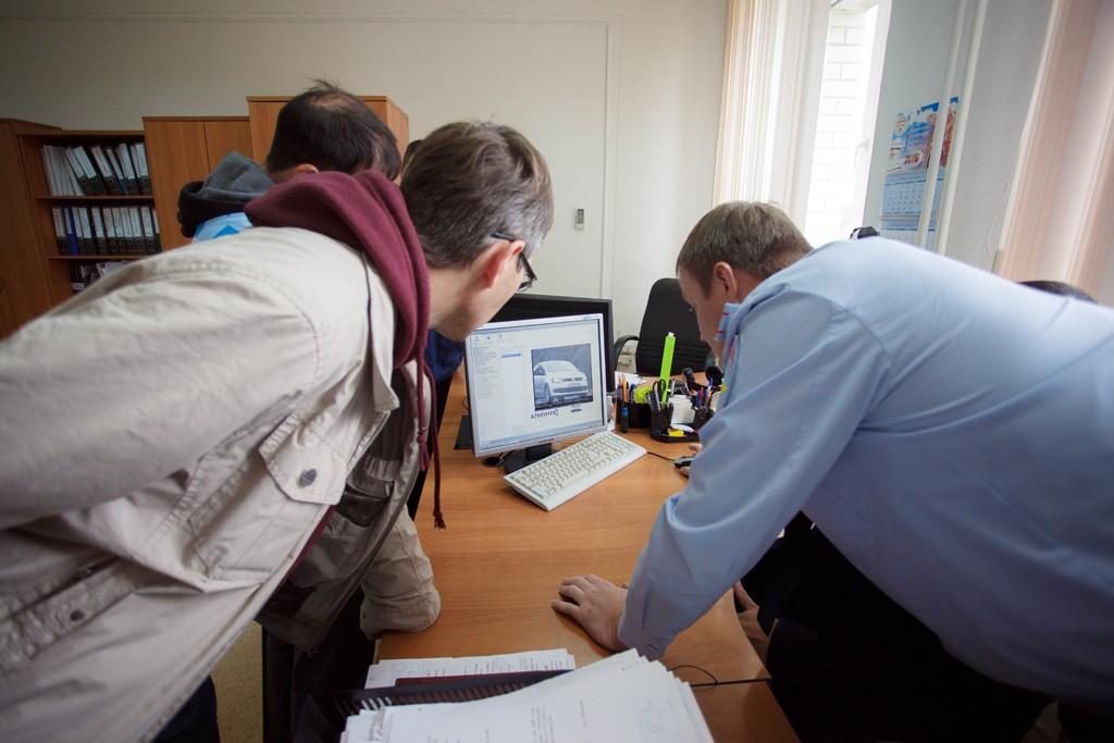 Анализ записи видеорегистратора отнимает много времени и сопряжен с риском ошибки