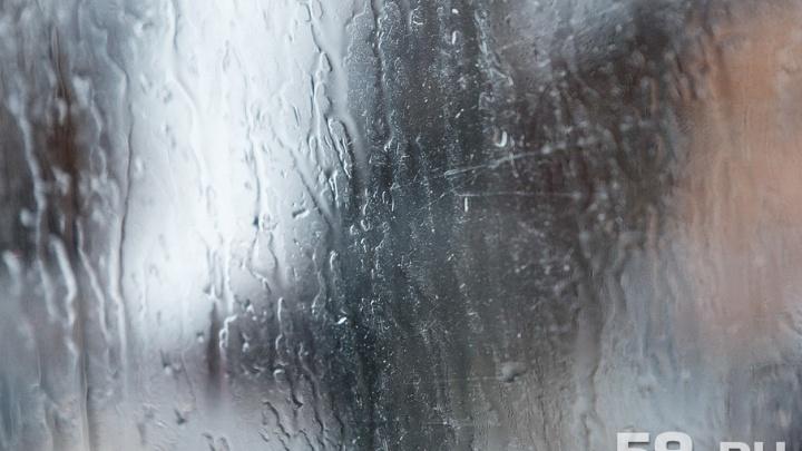 В Пермском крае введут режим ЧС из-за продолжительных дождей