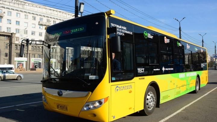 Чистый и безумно дорогой: в Челябинске стартует большой тест китайского электробуса