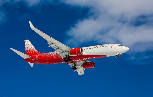В парке российской авиакомпании появился самолёт с названием «Тюмень»