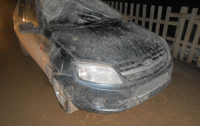 В Каргопольском районе автопьяница за рулем «Лады» получил в ДТП серьезные травмы