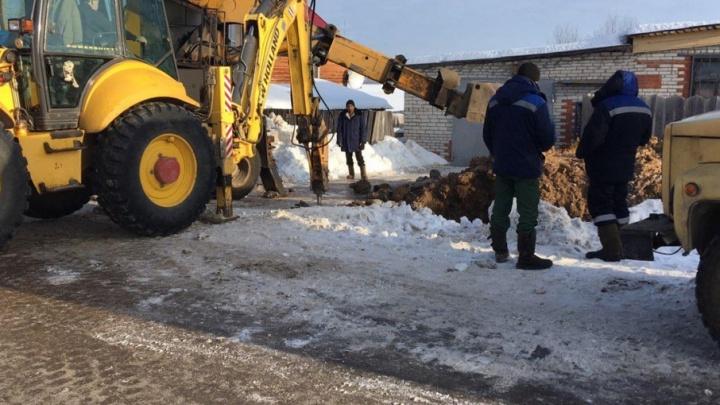 В Березниках устранили коммунальную аварию, из-за которой 960 домов оставались без воды