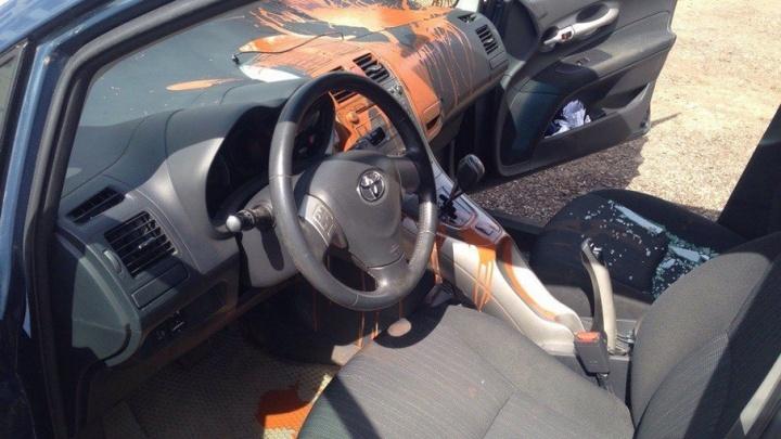 Автоместь: ярославской семье раскурочили авто