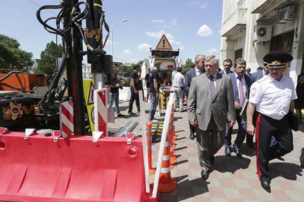На Дону начали внедрять систему «Безопасный город»