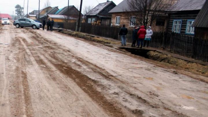 В Прикамье под колесами ВАЗа погибла девятилетняя девочка. Водитель скрылся
