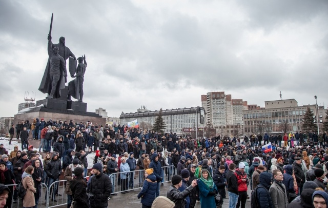 Павел Миков: «История с пермячкой, отказавшейся от ребенка из-за митинга, – выдуманная»