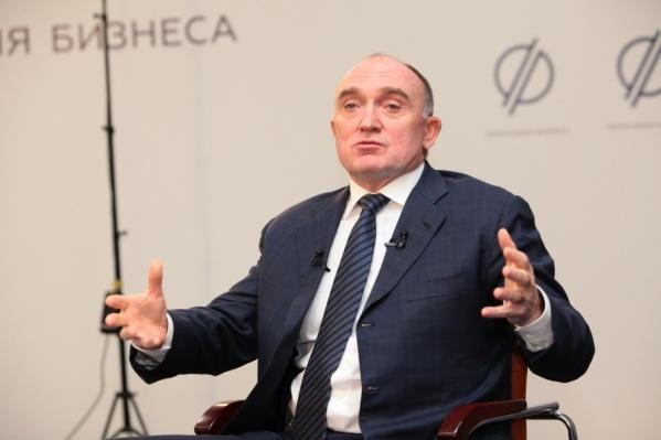 Борис Дубровский считает: СМИ сами генерят ощущение, что ГОК – это страшный риск