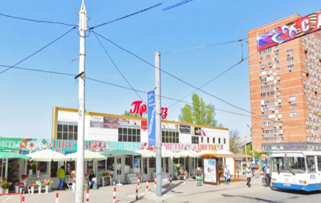 В Ростове на Западном построят школу на 1400 мест