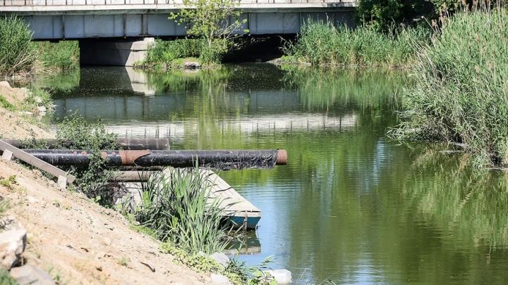 Инспекторы экологического надзора провели рейд на реке Темерник