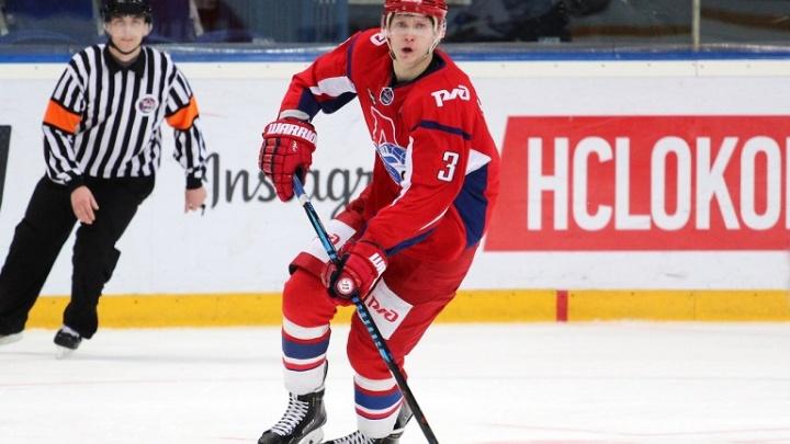 Ярославский «Локомотив» отправил габаритного защитника в Хабаровск