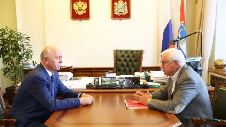 Губернатору рассказали о  непростых процессах в интеграции АСИ и СамГТУ