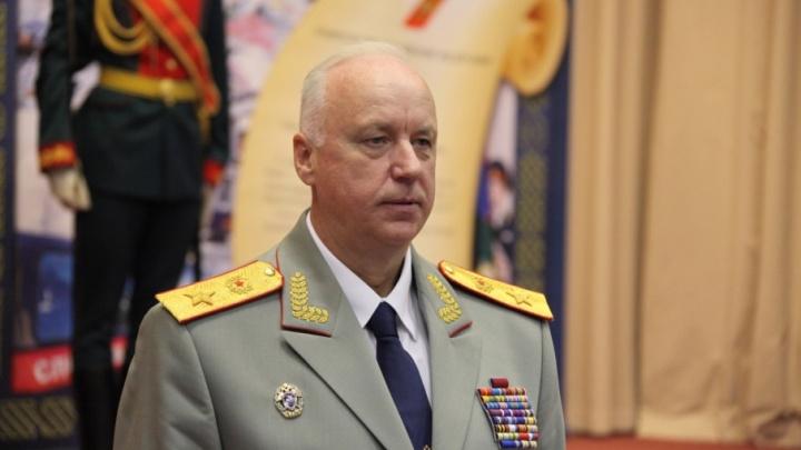 Бастрыкин взял на контроль проверку смертельного ДТП под Азовом