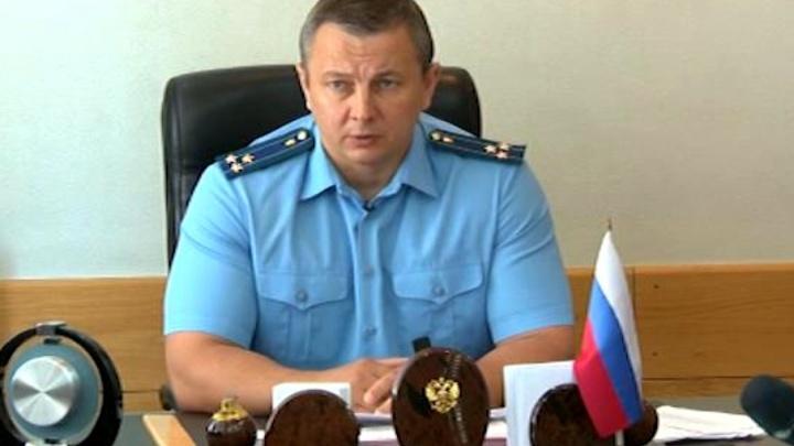 Прокурор Самары Андрей Шевцов покидает свой пост
