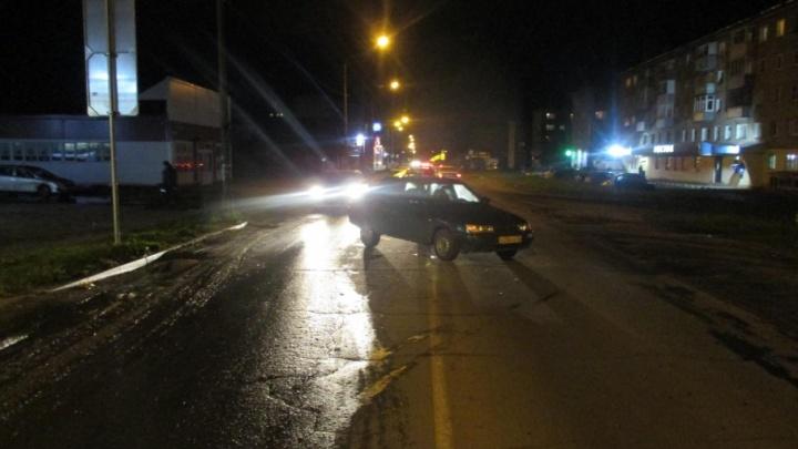 В Рыбинске сбили девочку, которая вместе с мамой перебегала дорогу