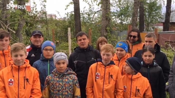 «Где наша трасса?»: пермские лыжники записали обращение к Владимиру Путину