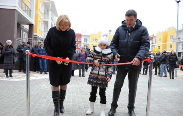 «Синара-Девелопмент» ввела в эксплуатацию первый комплекс «Букатина Луга»
