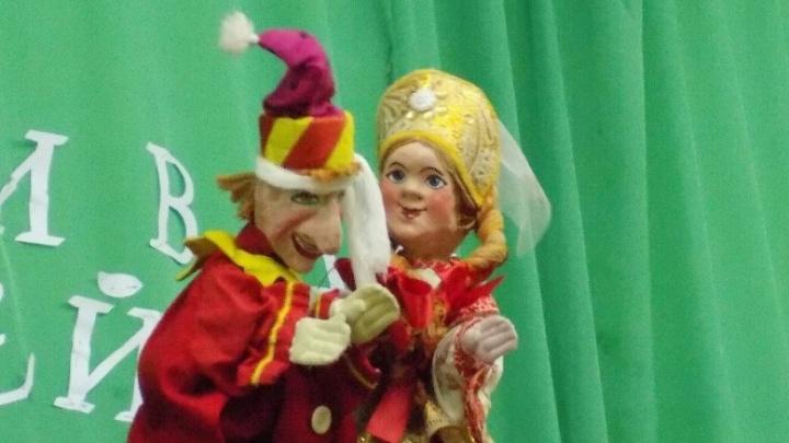Семейный театр «Серебряный горшок» представит Поморье на фестивале в Москве